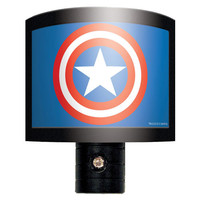 Captain America Shield Night Light
