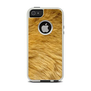 The Golden Furry Animal Apple iPhone 5-5s Otterbox Commuter Case Skin Set