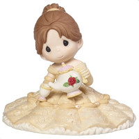 Precious Moments You're My Missing Piece Belle Cake Topper