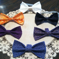 Handmade Bows and Bow Ties
