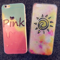 Summer Melt iPhone 5s 6 6s Plus Case Gift-146