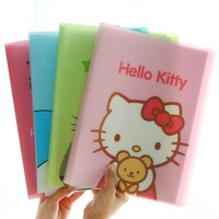 Hello Kitty A4 Document File Bag