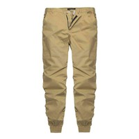 Mens Streetwear Pants Slim Fit Joggers Sweatpants