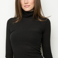 KASH TURTLENECK TOP