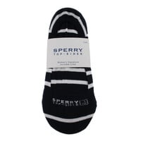 Sperry Womens Knit Solid Sock Liners