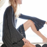 Free People Bella Sweater Mini Dress