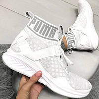 Puma Ignite Evoknit Sneakers Women Men Running Shoes Sport Shoes