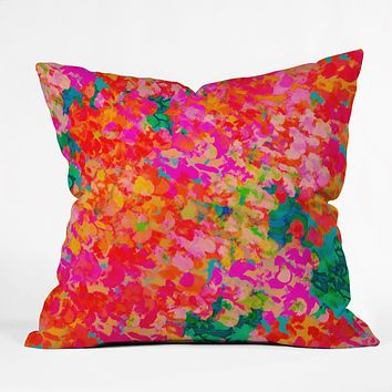 Rebecca Allen Some Enchanted Evening Throw Pillow