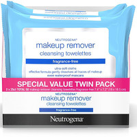Fragrance-Free Wipes Twin Pack | Ulta Beauty