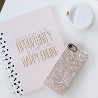 Beautiful iPhone 7 & 7 Plus Case (Paisley Pattern) by Casetify