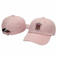 Odd Future Cherry Bomb Pink Dad Hat
