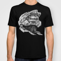 Master Chief Halo T-shirt by Denda Reloaded