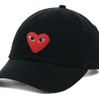 Commes des garcons iron in patch