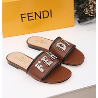 Fendi  Very comfortable slippers
