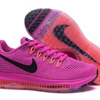 """""""Nike Zoom All Out Low"""" Women Sport Casual Fly Line Knit Air Cushion Sneakers Running Shoes"""