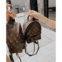 LV Louis vuitton Women Fashion Daypack School Bag
