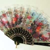 Victorian trading Co. - www.victoriantradingco.com - Language of Fans