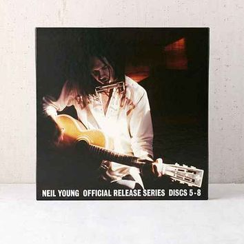 Neil Young - Box Set 4XLP