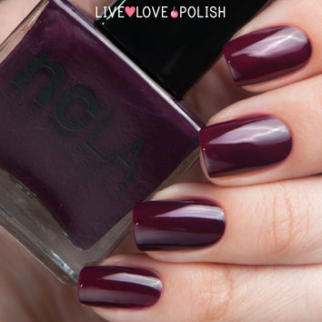 NCLA Clear The Runway Nail Polish (JetSetter Collection)