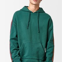 PacSun Stripes Oversized Pullover Hoodie at PacSun.com