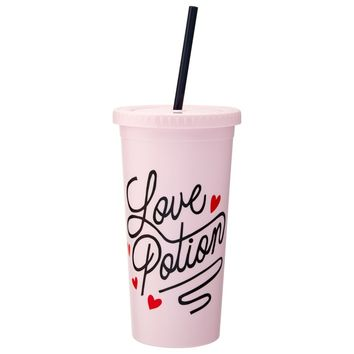 Ban.do Sip Sip Tumbler with Straw – Love Potion by Ban.Do   Water Bottles Gifts   chapters.indigo.ca
