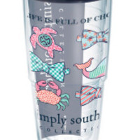 """Simply Southern """"Sealife Choices"""" Tervis"""