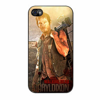 The Walking Dead Daryl Dixon iPhone 4 Case