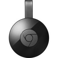 Google - Chromecast (2015 Model) - Black