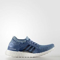 adidas Ultra Boost X Parley Shoes - Blue | adidas UK