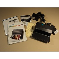 Polaroid Photopad Color Scanner 1625616 -- New