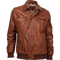 Durango Leather Company Men's Cow Puncher Jacket