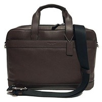 COACH Leather Hamilton Briefcase Laptop Bag