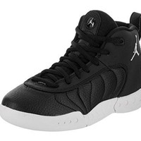 Boy's Jordan Jumpman Pro Basketball Shoe  jordans black and white