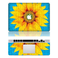 Sunflower--MacBook Cover