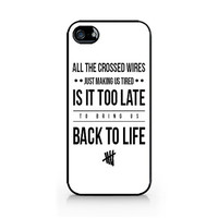 IPC-576 - The Only Reason - 5SOS - 5 Seconds of Summer - iPhone 4 / 4S / 5 / 5C / 5S / Samsung Galaxy S3 / S4 / S5