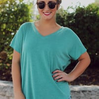 My Monday Top - Mint