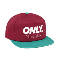 ONLY NY | STORE | Hats | Athletic Snapback