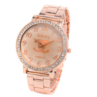 Hot Vintage Fashion Quartz Classic Watch Round Ladies Women Men wristwatch On Sales (With Thanksgiving&Christmas Gift Box)= 4673103812