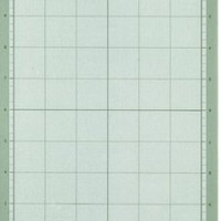Cricut 29-0003 6-by-12-Inch Adhesive Cutting Mat, Set of 2   AihaZone Store