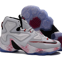 Men's Nike LeBron James XIII 13 Horror Flick Friday The 13th