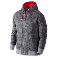 Men's Jordan Own The Elephant Full-Zip Hoodie