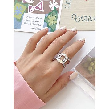 DAZY Hollow Out Ring