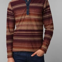 Urban Outfitters - OBEY Tulum Henley Shirt