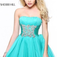 Sherri Hill 1595 Dress - NewYorkDress.com