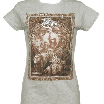 Ladies Grey Dark Crystal T-Shirt : TruffleShuffle.com