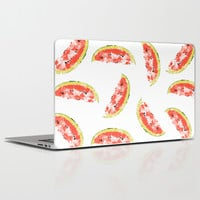 Watermelon Laptop & iPad Skin by Rui Faria