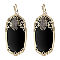 Kendra Scott Deva Earring Gold Twilight - Zappos.com Free Shipping BOTH Ways