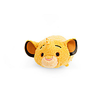 Simba ''Tsum Tsum'' Plush - The Lion King - Mini - 3 1/2''