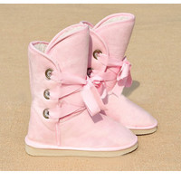 22-28cm Upper Fashionable and Warm-Keeping Middle Upper Dry Acrylic Shoes For Women China Wholesale - Sammydress.com