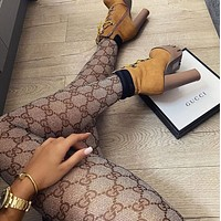 GUCCI White Tights